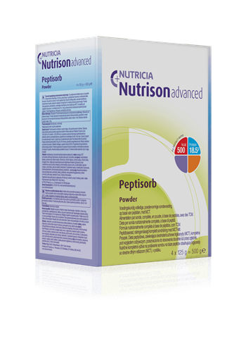 Nutrison Advanced Peptisorb Powder