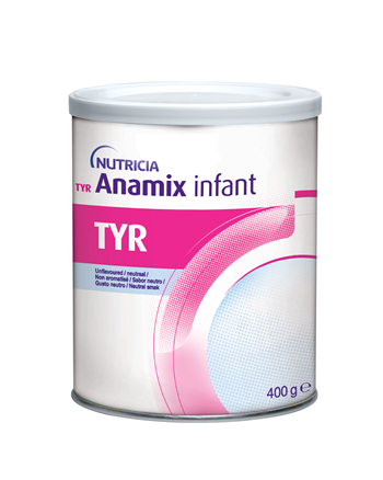 TYR Anamix infant (incl methionine)